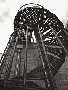 ロンドンの螺旋階段の写真素材 [FYI00106698]