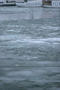 ストックホルムの流氷の写真素材 [FYI00106764]