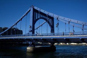 清洲橋の写真素材 [FYI00106776]