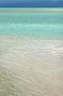 竹富島のコンドイビーチの写真素材 [FYI00106787]