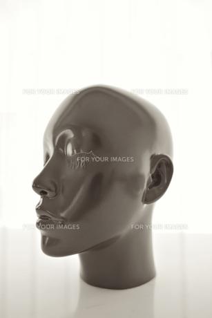 マネキンの顔の素材 [FYI00106799]