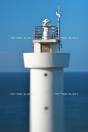 石垣島最北端の平久保崎灯台の素材 [FYI00106807]