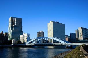永代橋の写真素材 [FYI00106855]