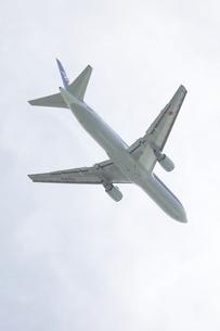 飛行機の写真素材 [FYI00106968]