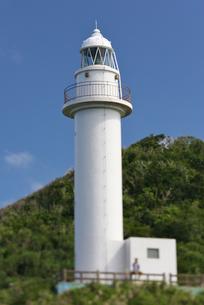 石垣島の御神崎灯台の素材 [FYI00106973]