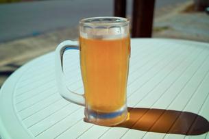 生ビールの写真素材 [FYI00107043]