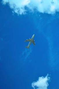 飛行機の写真素材 [FYI00107089]