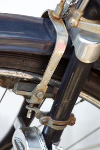 古い自転車の写真素材 [FYI00107103]