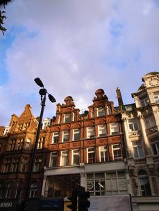 ロンドンの町並みの写真素材 [FYI00107151]
