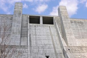 神戸の石井ダムの写真素材 [FYI00107168]
