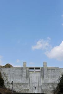 神戸の石井ダムの写真素材 [FYI00107177]