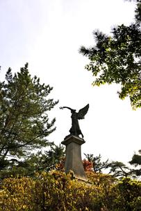 神戸外国人墓地の写真素材 [FYI00107205]