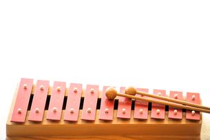 鉄琴の写真素材 [FYI00107279]
