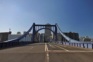 清洲橋の写真素材 [FYI00107283]