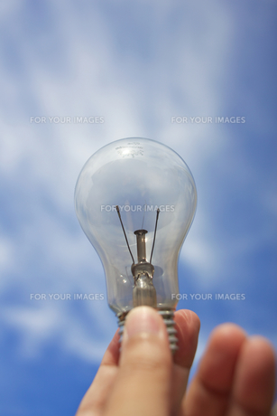 エネルギーイメージの素材 [FYI00107286]