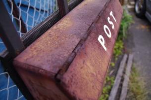 POSTの写真素材 [FYI00107398]