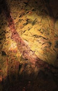 鉱脈の写真素材 [FYI00107838]