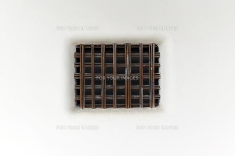 下地窓の写真素材 [FYI00107846]