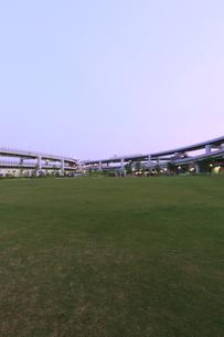 神戸震災復興記念公園(みなとのもり公園)の写真素材 [FYI00107877]