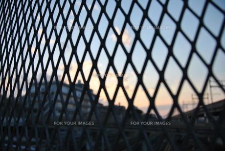 フェンスの素材 [FYI00107892]