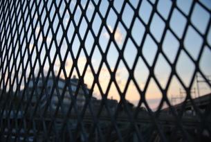 フェンスの写真素材 [FYI00107892]