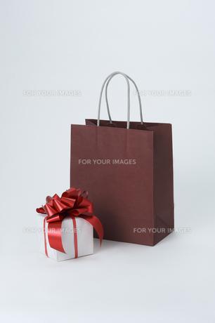 クリスマスプレゼントの写真素材 [FYI00108777]