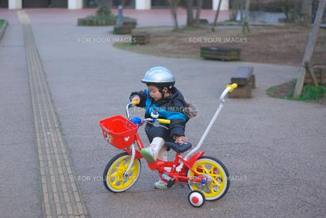 自転車の素材 [FYI00108807]