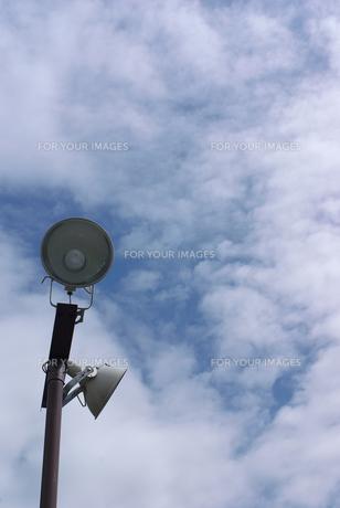 昼間の街灯の素材 [FYI00108821]