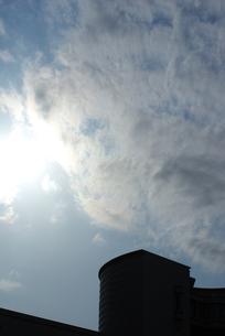 建物と空の素材 [FYI00108825]