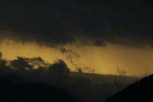 箱根の夜明けの素材 [FYI00108886]
