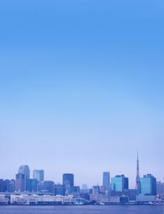 東京ビル群の写真素材 [FYI00108944]