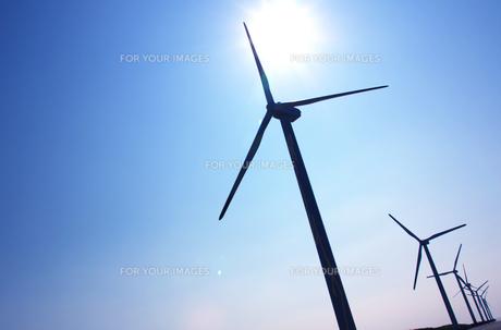 風力発電の素材 [FYI00109026]