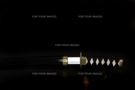 日本刀の写真素材 [FYI00109033]
