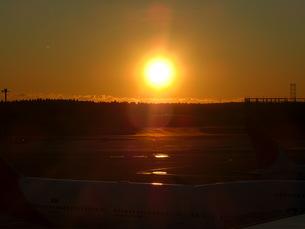 朝陽の写真素材 [FYI00109123]