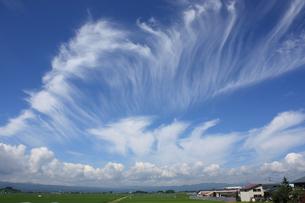 雲の写真素材 [FYI00109463]
