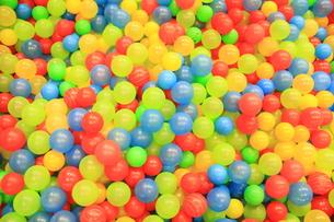 ボールプールの素材 [FYI00109997]
