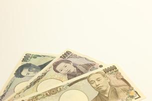 日本のお金の写真素材 [FYI00110145]