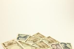 日本銀行券の写真素材 [FYI00110146]
