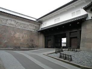 金沢の町並みその1 金沢城大手門 複製の写真素材 [FYI00110328]