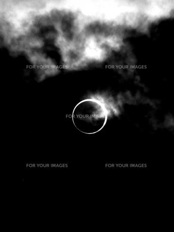 2012年5月22日 金環日食の写真素材 [FYI00110393]