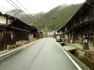 中山道須原宿 その4 の写真素材 [FYI00110460]