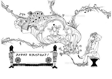 happy birthday!の写真素材 [FYI00110515]