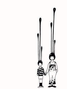 子供たちの素材 [FYI00110540]