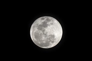 満月の写真素材 [FYI00110762]