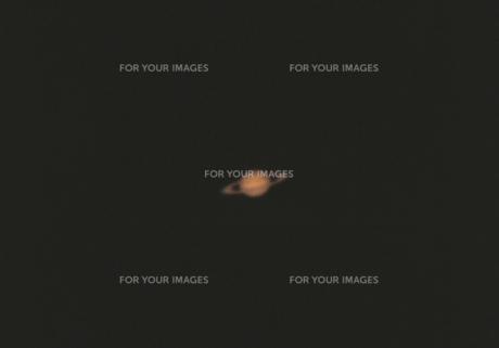 土星の写真素材 [FYI00110872]