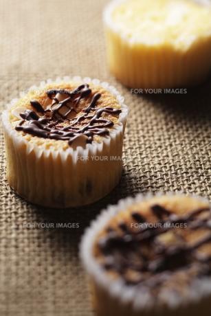 カップケーキ イメージの写真素材 [FYI00111156]