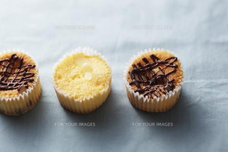 カップケーキ イメージの写真素材 [FYI00111158]