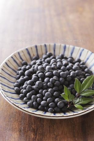 黒豆の素材 [FYI00111307]