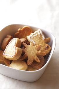手作りクッキーの写真素材 [FYI00111369]