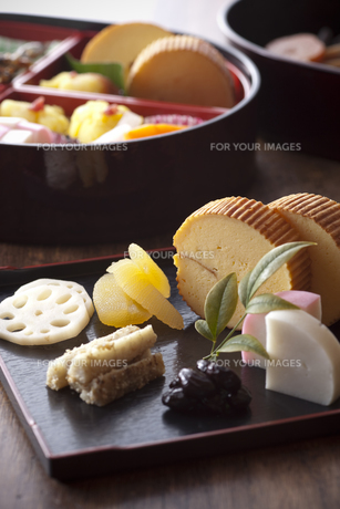 おせち料理の写真素材 [FYI00111376]